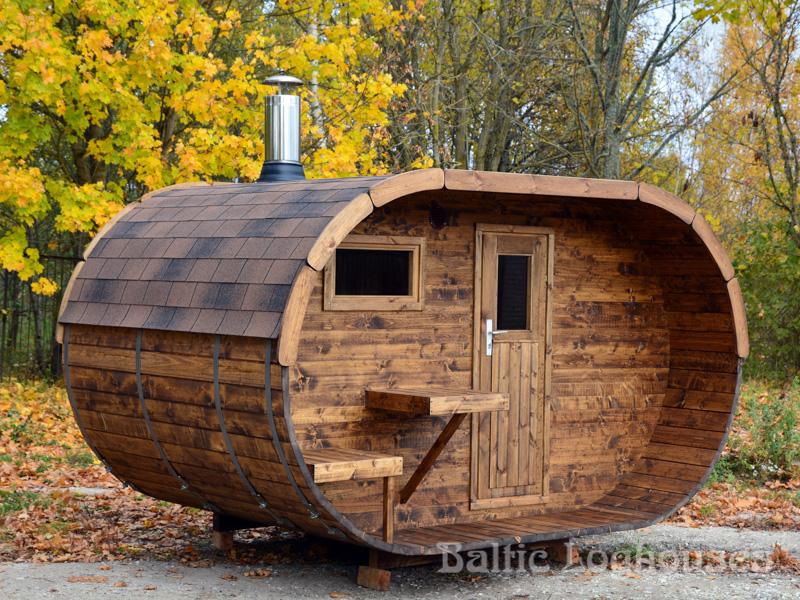 käsitöö palkmaja, anneks, laftehytte, palkmaja baltic-loghouses-kahe-ruumiga-ovaal-saun-350-800