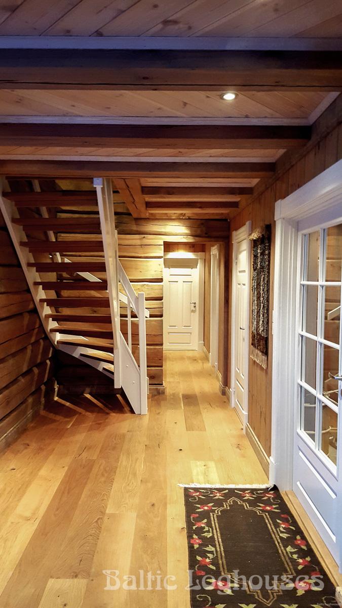 tømmerhus og tømmerhytter handcrafted log house norway